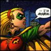 Batman Steph is Robin