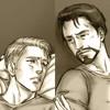 Steve/Tony Poles Apart