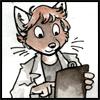 Rowan aka: The Seticat: * cat - medical - djinni