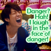 reyahh321: aiba danger laugh!
