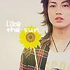 {仁} Like the sun