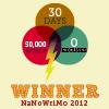 NaNoWinner2012