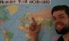 карта, я, мир, Йемен