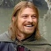 Boromir Happy