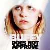 Buffy - Buffy Does Not Approve