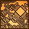 mothlights: circuit_board