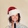 Kristin: Jared | Santa Hat