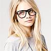 cara delevingne → glasses #2