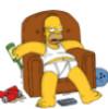 Симпсон пьяный