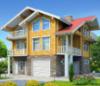 дом, Строительство, коттедж, дача, стройка