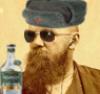 vodka & ushanka