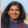 Me with Red Ribbon