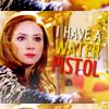 DW: AmeliaWaterPistol