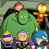 stuntriderjenny: baby avengers