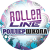 logo, rollerline