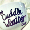 Kiwi Crocus: Seasonal || My cuddle weather cup.