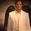 [SPN: Lucifer!Sam] wings