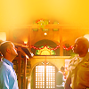 NCIS LA: Sam/G: Under the Mistletoe