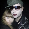 Me and Marilyn Manson [pic #1]