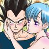 Dark Hope Assassin: Bulma & Vegeta // Gimme a kiss