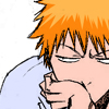 Aquat1c F1sh: Bleach - Ichigo Pondering