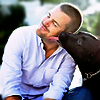 Chris O'Donnell: with Kimmy
