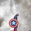 Perla Negra: Avengers: Cap