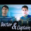 captain and doctor