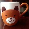 bear mug ◦ cute.