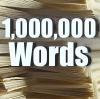 1000000 words