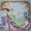 cross stitch: sleeping beauty
