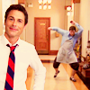 parks and rec; chris  » fitness first
