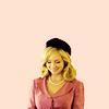 vampire diaries; caroline » lady in pink