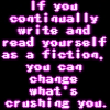 fiction - quote icon