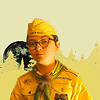 The hero of the story: Moonrise Kingdom