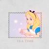 (formerly emharri): alice - tea time