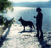 Hiking - Ruger and Me (Susquehanna)