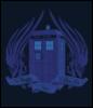 tardis, phone box, tenth doctor, weeping angels