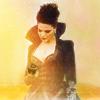 ouat regina gold black