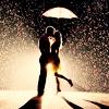 misc; dancing in the rain.