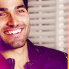 Derek Hale: All Smiles