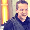 Flashpoint: Spike smiling