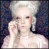 brocade, Marie Antoinette, blonde, rococo