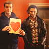 Goosey: (Being Human) Heart.