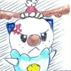 corlee1289: Pokemon - Oshawott Winter is not amused.