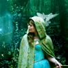 Laura: OUAT- Belle Cloak