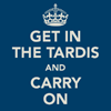Lover of fictional 19th century British gentlemen: DW Get in the Tardis