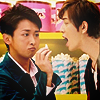 Arashi-Ohno and Jun