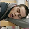 stiles sleeping