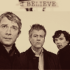 Sherlock/three/I Believe